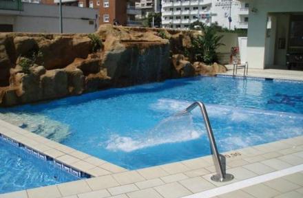 Terramar Hotel in Calella, Costa Brava, Spain