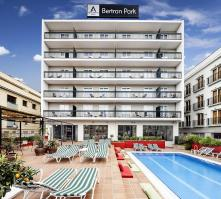 Aqua Hotel Bertran Park in Lloret de Mar, Costa Brava, Spain