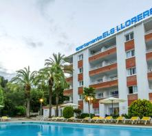 Els Llorers Apartments in Lloret de Mar, Costa Brava, Spain