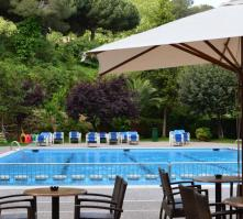Gran Garbi Hotel & Aquatic Park in Lloret de Mar, Costa Brava, Spain