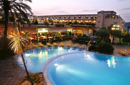 Guitart Gold Central Park Aqua Resort in Lloret de Mar, Costa Brava, Spain