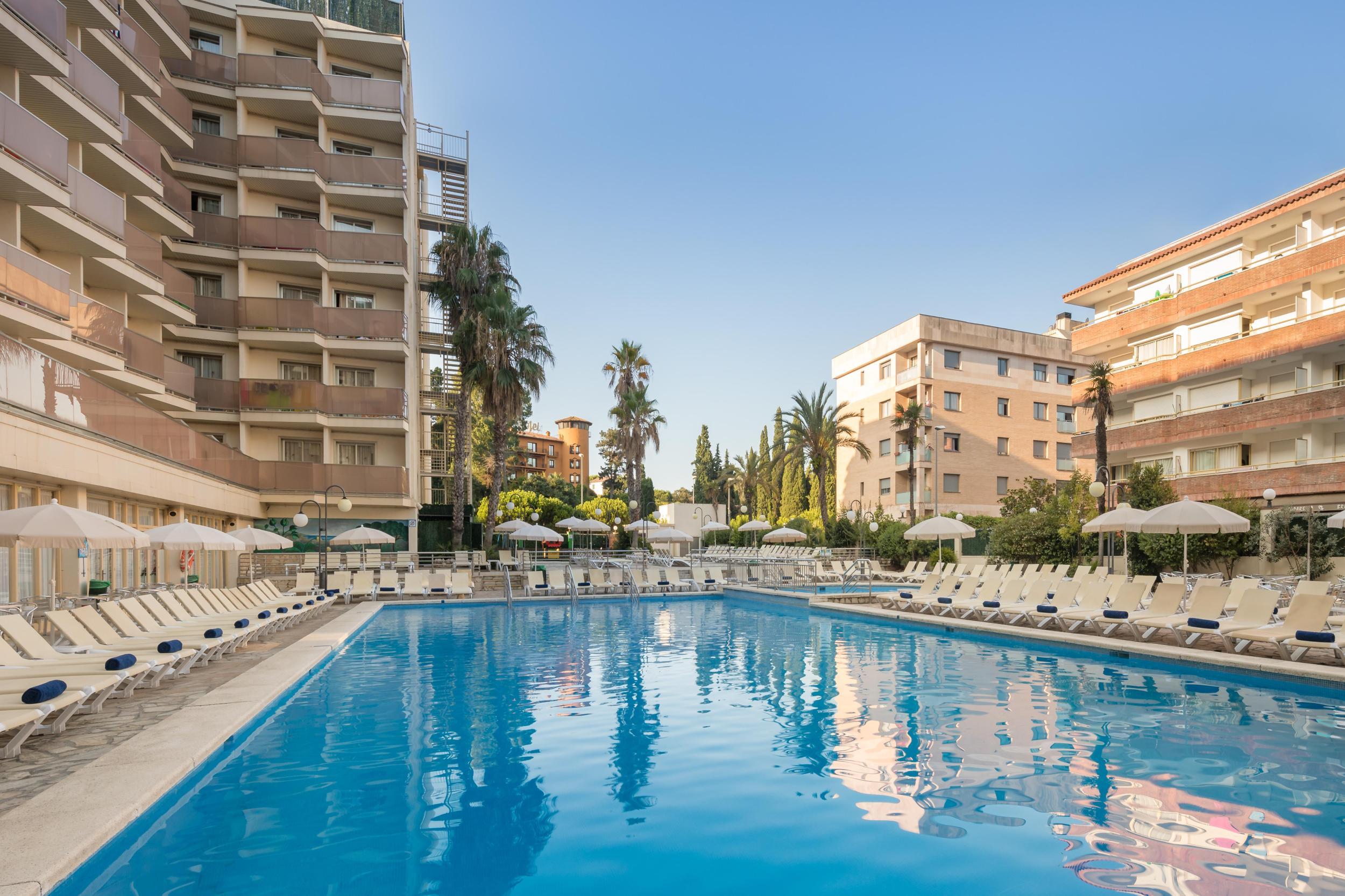 Hotel Top Royal Beach Lloret Del Mar