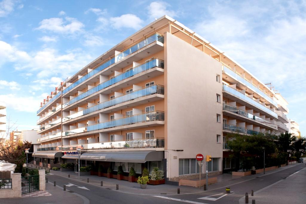 Maria del Mar Hotel in Lloret de Mar, Costa Brava, Spain