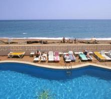 Amaraigua Hotel in Malgrat de Mar, Costa Brava, Spain