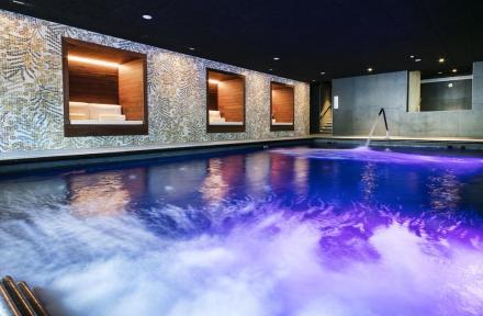 Aqua Hotel Silhouette & Spa in Malgrat de Mar, Costa Brava, Spain