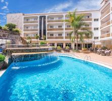 Sumus Hotel Monteplaya in Malgrat de Mar, Costa Brava, Spain