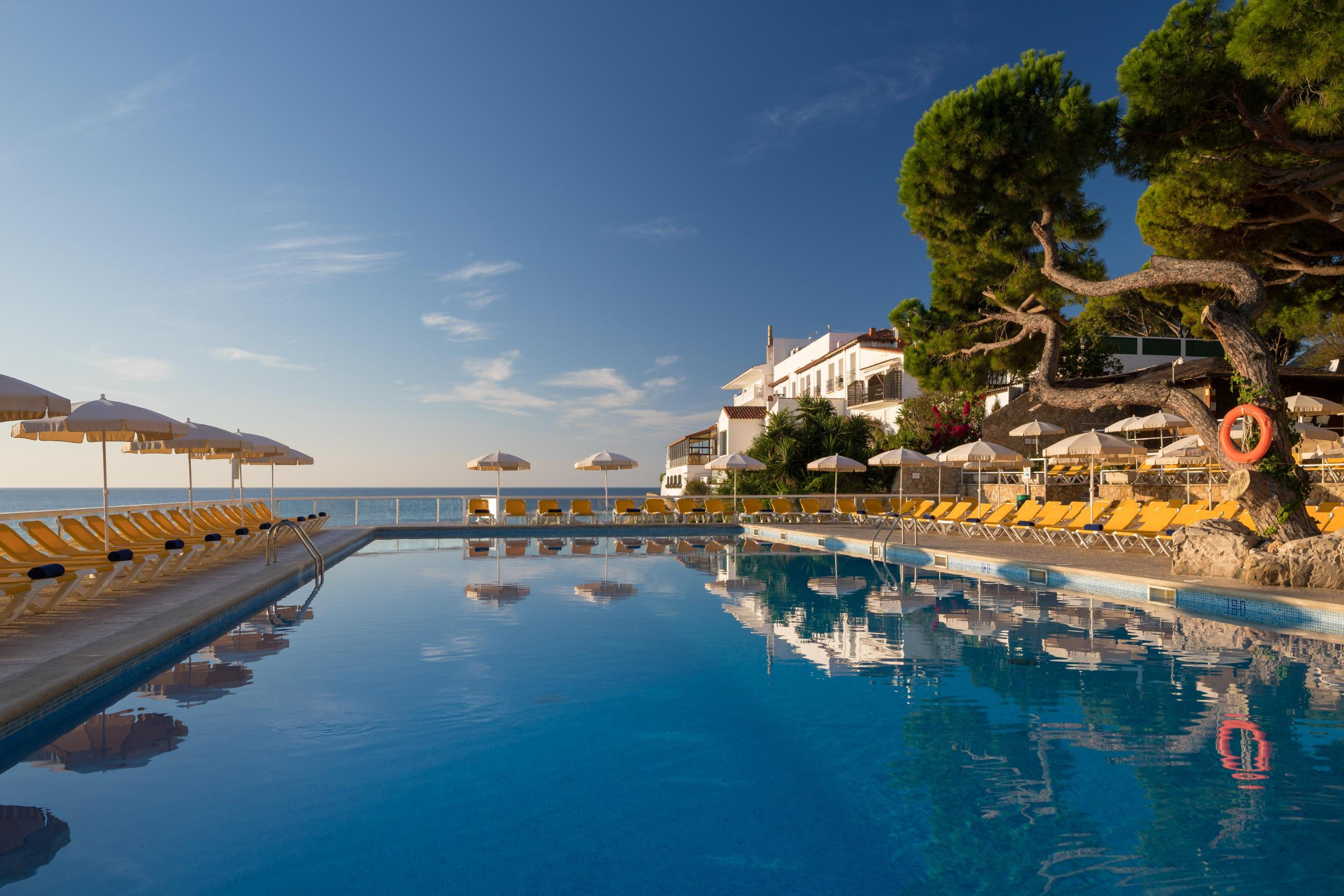 H.TOP Caleta Palace Hotel in Playa de Aro, Costa Brava, Spain