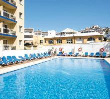 Las Arenas Hotel in Benalmadena, Costa del Sol, Spain