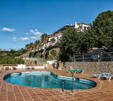 Rural Almazara in Frigiliana, Costa del Sol, Spain