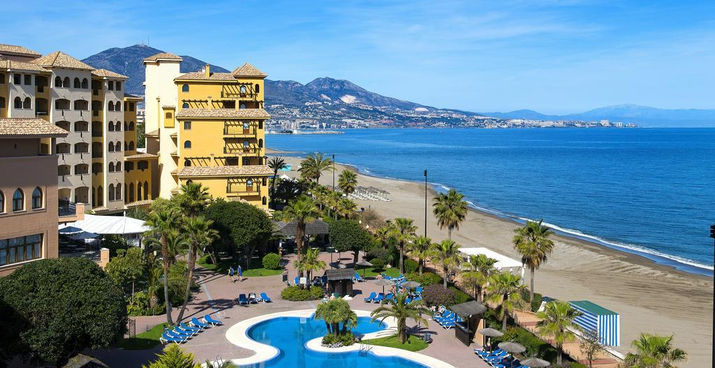 IPV Palace & Spa in Fuengirola, Costa del Sol, Spain