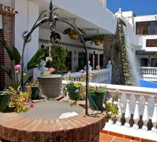 Las Rampas in Fuengirola, Costa del Sol, Spain