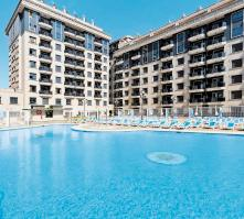 Nuriasol Apartments in Fuengirola, Costa del Sol, Spain