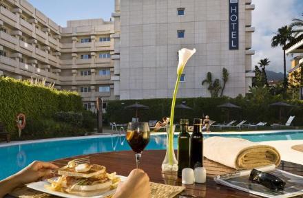 Nh Marbella in Marbella, Costa del Sol, Spain