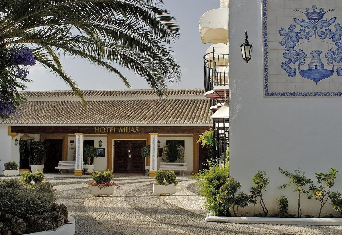 TRH Mijas in Mijas, Costa del Sol, Spain