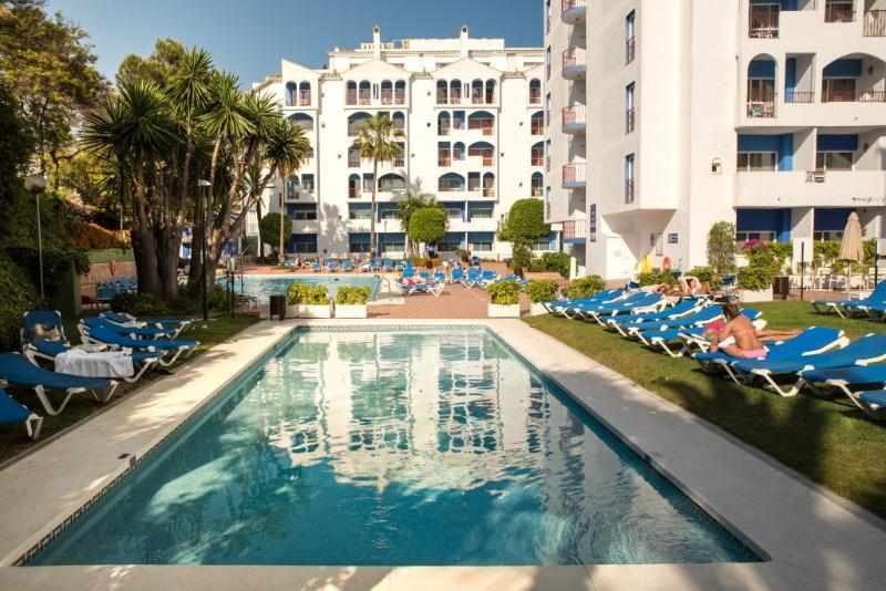 Pyr Marbella Apartments in Puerto Banus, Costa del Sol, Spain