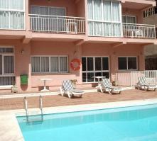 Apartments el Velero in Torremolinos, Costa del Sol, Spain