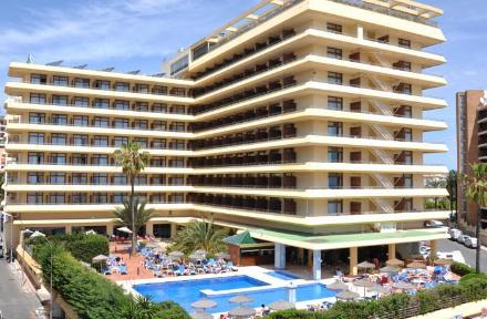 Gran Hotel Blue Sea Cervantes in Torremolinos, Costa del Sol, Spain