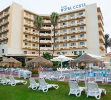Royal Costa Hotel in Torremolinos, Costa del Sol, Spain