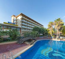 4R Regina Gran Hotel in Salou, Costa Dorada, Spain