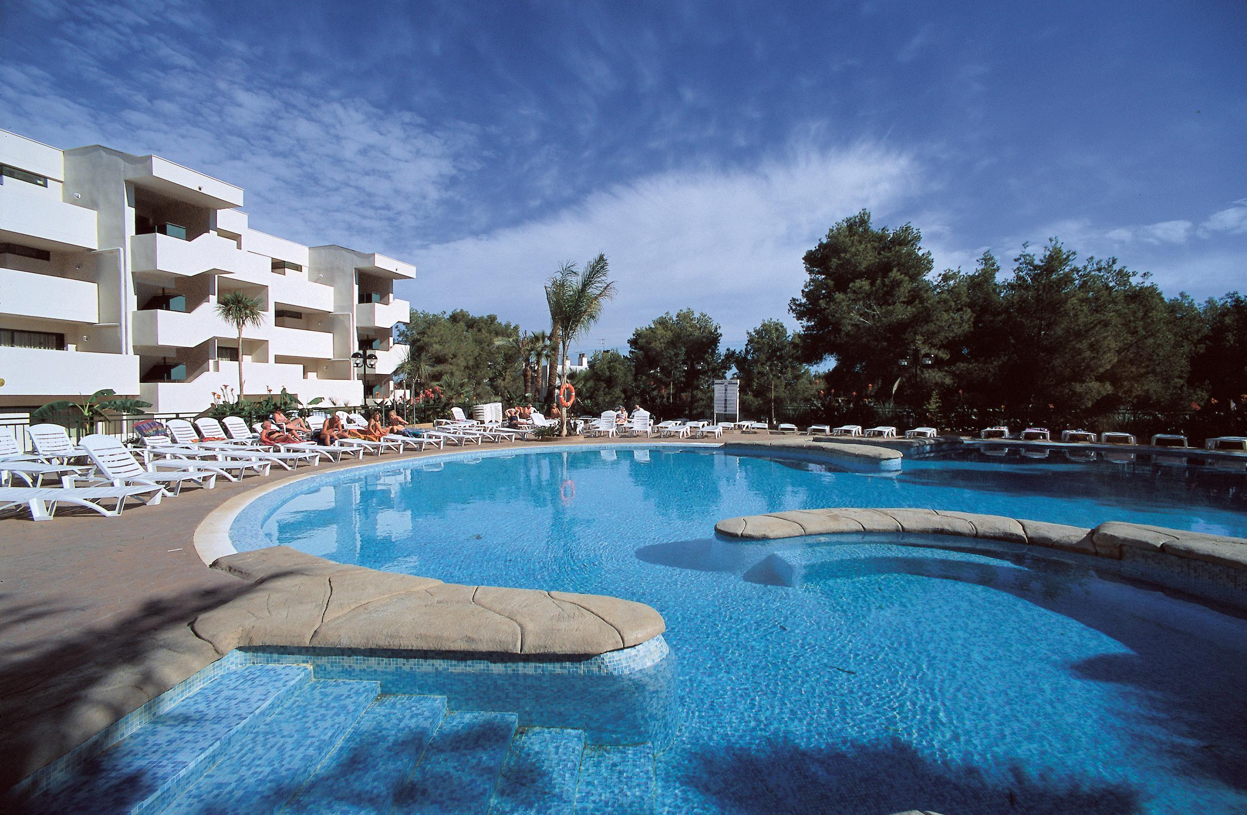 Festival Village Aparthotel in Salou, Costa Dorada, Spain
