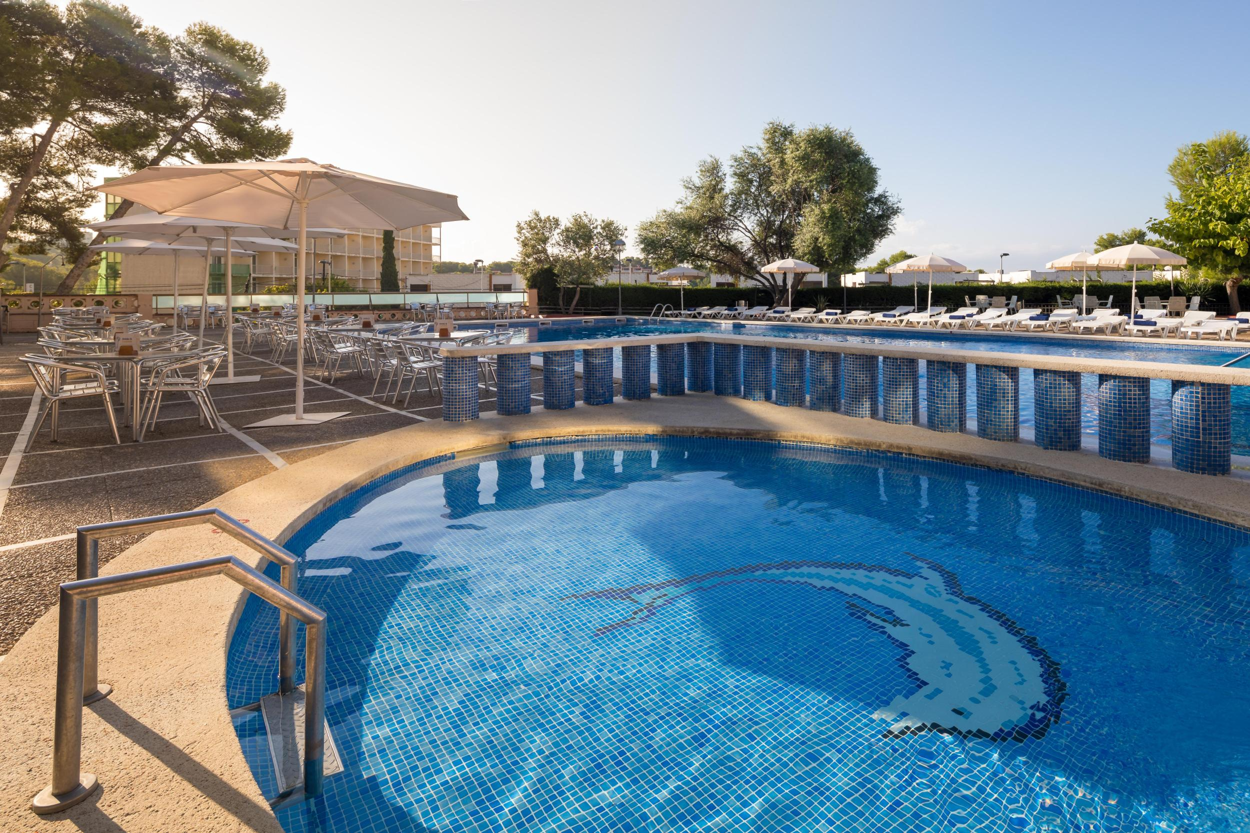 H.TOP Molinos Park Hotel in Salou, Costa Dorada, Spain
