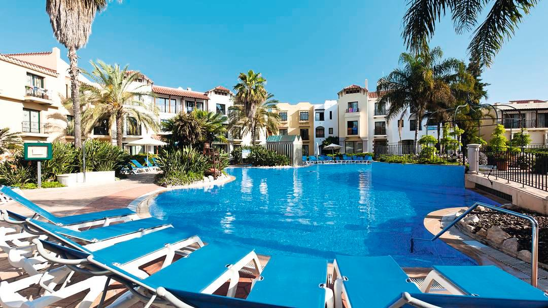 PortAventura Hotel & Theme Park in Salou, Costa Dorada, Spain