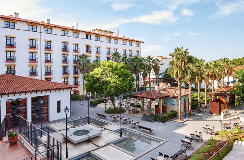 Portaventura Hotel El Paso Tickets Included In Salou