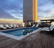 Hotel Holiday Inn Madrid Bernabeu in Madrid, Madrid, Spain