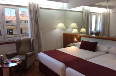 Senator Gran Via 70 Spa in Madrid, Madrid, Spain