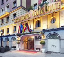 Sercotel Gran Hotel Conde Duque in Madrid, Madrid, Spain
