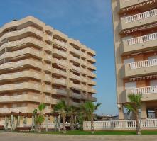Apartments Isla Grosa in La Manga, Murcia, Spain
