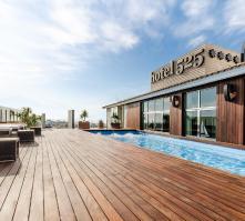 Hotel 525 in Los Alcazares, Murcia, Spain