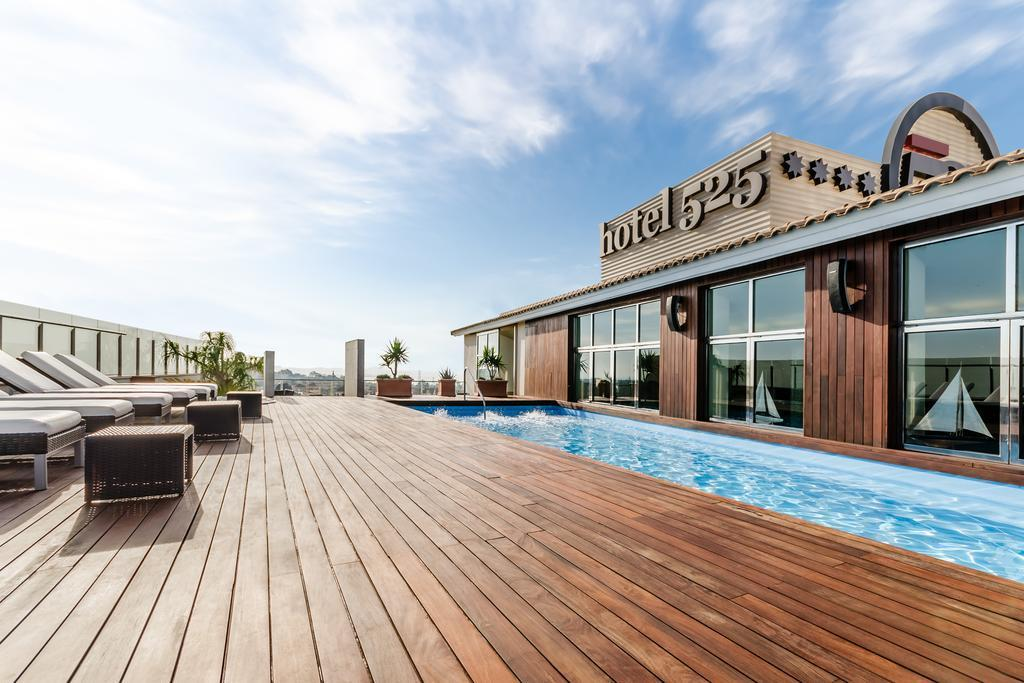 Hotel 525 in Los Alcazares, Murcia, Spain