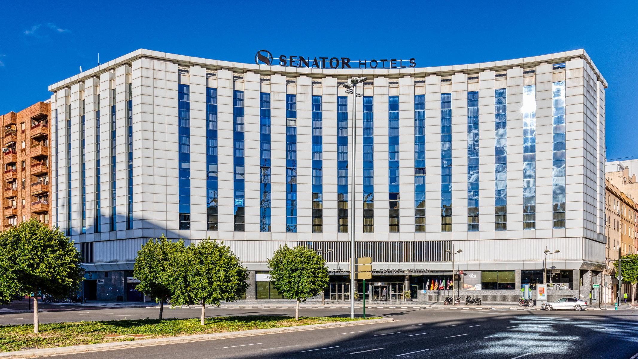 Senator Parque Central Hotel In Valencia Spain Holidays From