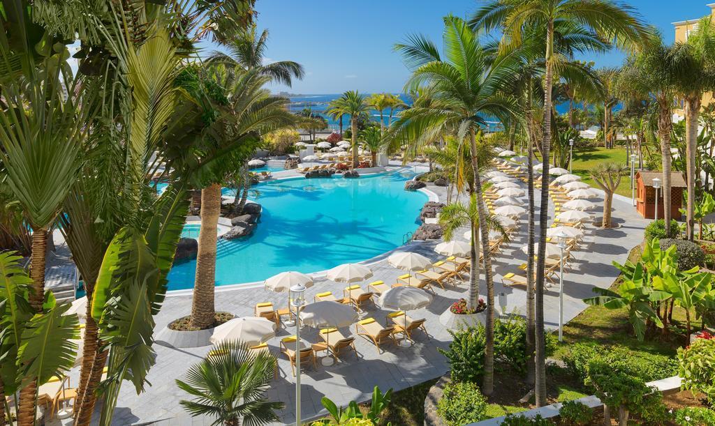 Adrian Hoteles Jardines De Nivaria In Costa Adeje Tenerife