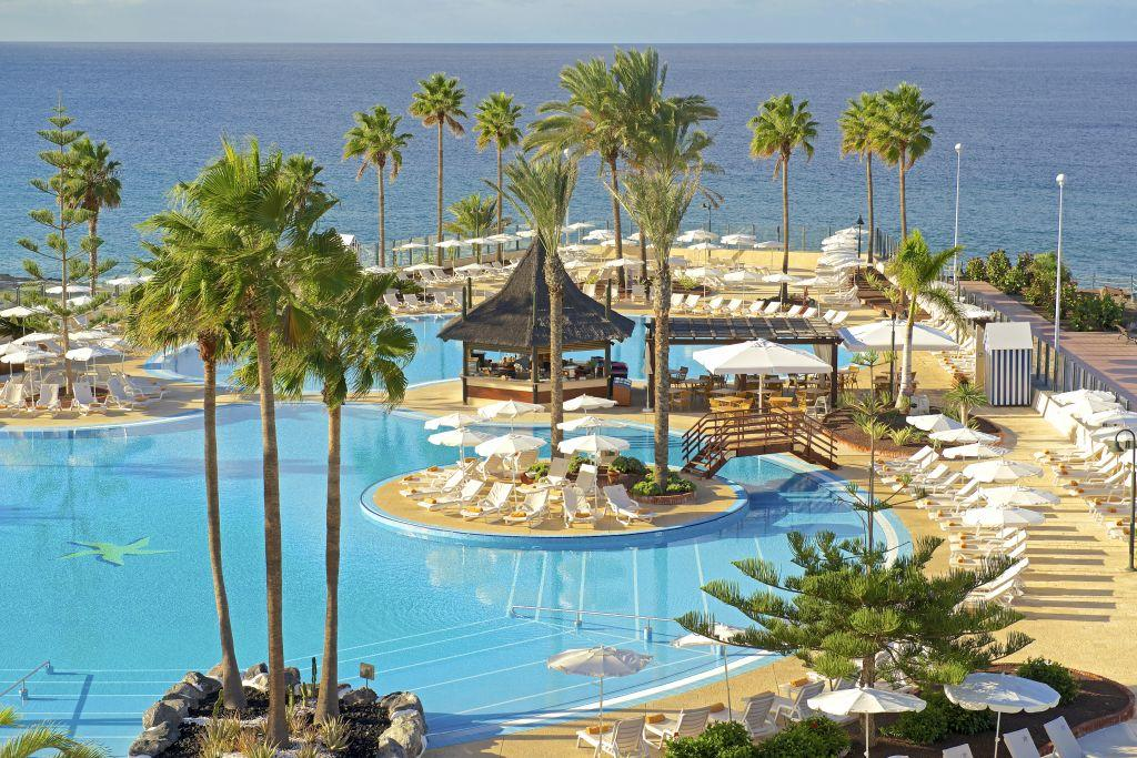 Iberostar Anthelia Hotel in Costa Adeje, Tenerife, Canary Islands