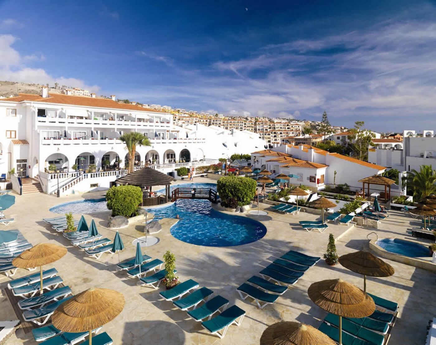 Regency Torviscas Apartments Suites in Costa Adeje, Tenerife, Canary Islands