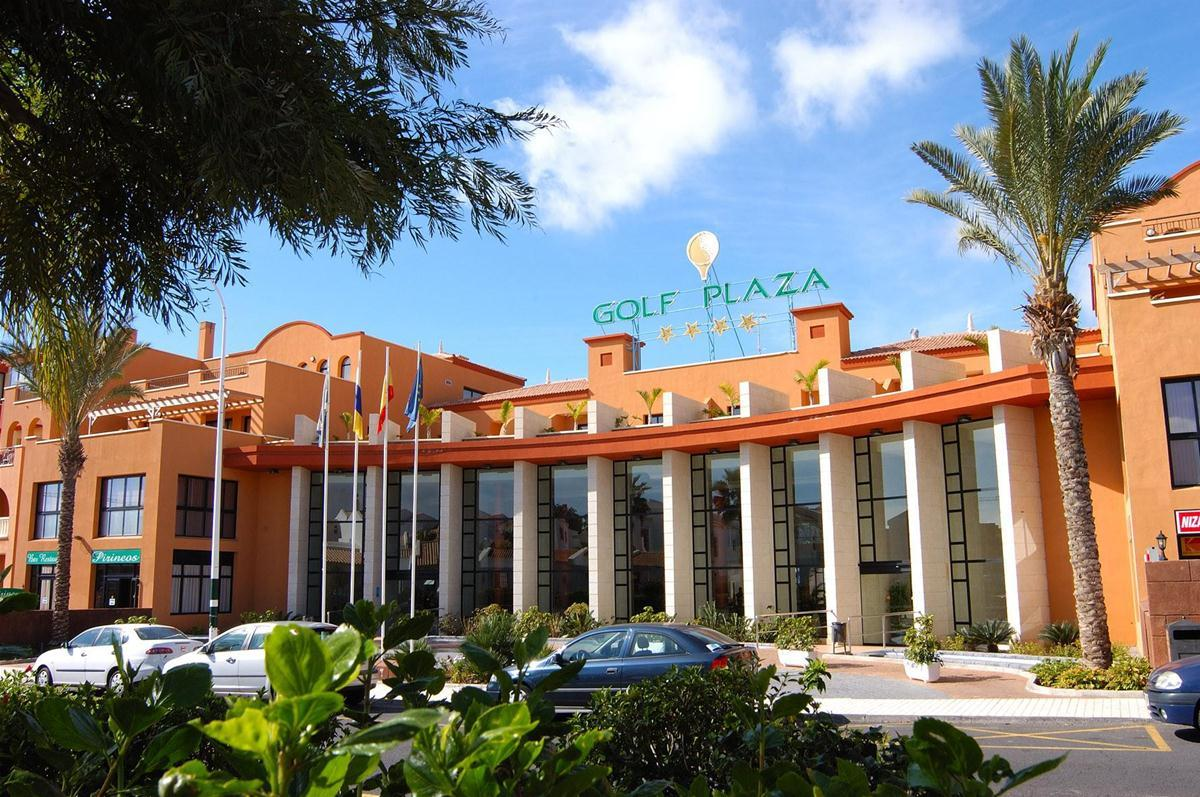 Grand Muthu Golf Plaza Hotel in Golf del Sur, Tenerife, Canary Islands