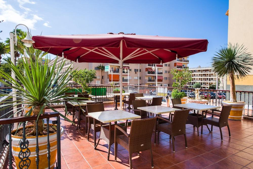 Andrea's Hotel in Los Cristianos, Tenerife, Canary Islands