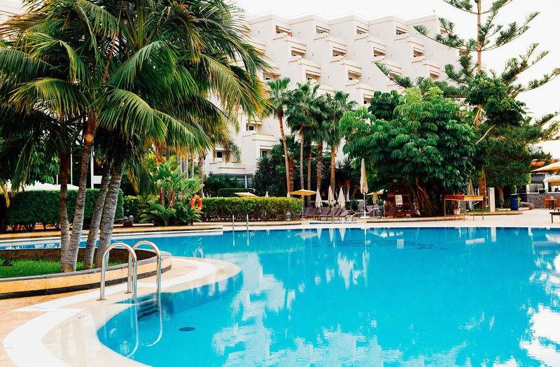Arona Gran Hotel in Los Cristianos, Tenerife, Canary Islands