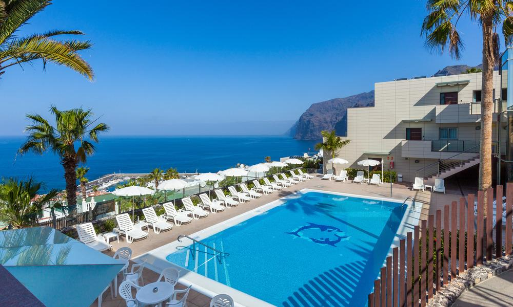 Diamond Apartments in Los Gigantes, Tenerife, Canary Islands