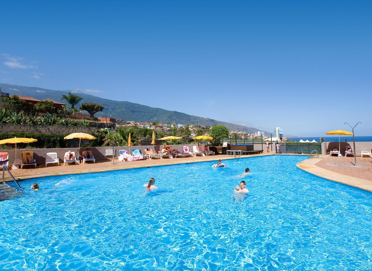 Hotel Xibana Park Puerto De La Cruz Tenerife