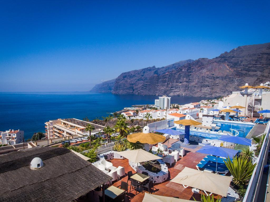 Vigilia Park Apartments in Puerto de Santiago, Tenerife, Canary Islands