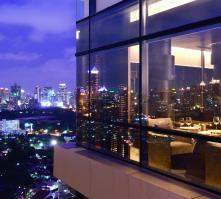 Aetas Lumpini in Bangkok, Thailand