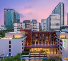 Holiday Inn Express Bangkok Sathorn in Bangkok, Thailand