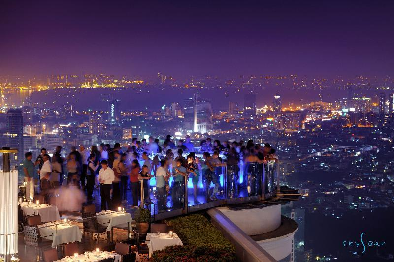 Tower Club At Lebua in Bangkok, Thailand