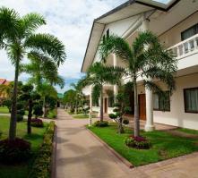 Thai Garden Resort in Pattaya, Thailand