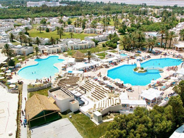 One Resort Aqua Park in Skanes, Tunisia