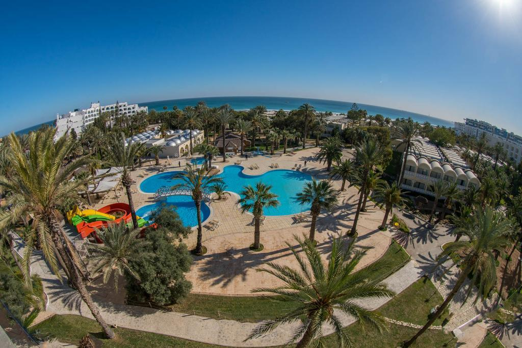 Marhaba Resort in Sousse, Tunisia