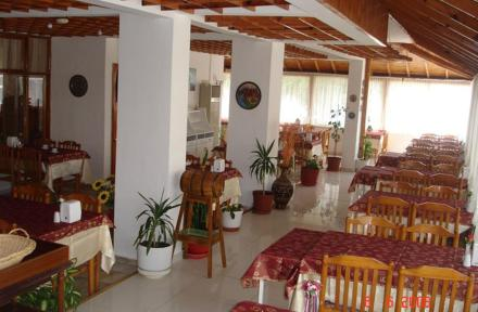 Saadet Hotel in Didim, Aegean Coast, Turkey